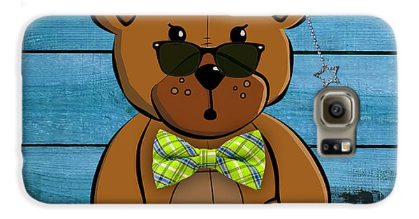 Baby Bear Collection Galaxy S6 Case