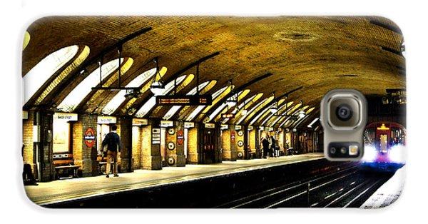 Baker Street London Underground Galaxy S6 Case