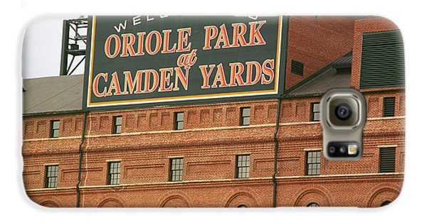 Baltimore Orioles Park At Camden Yards Galaxy S6 Case
