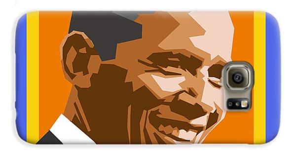 Barack Galaxy S6 Case by Douglas Simonson
