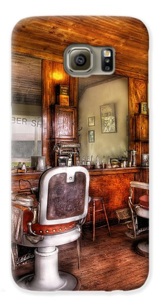 Barber - The Barber Shop II Galaxy S6 Case