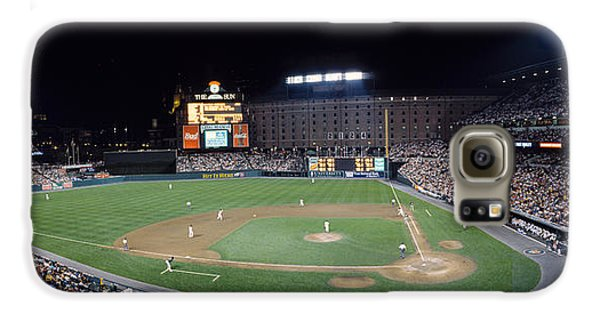 Baseball Game Camden Yards Baltimore Md Galaxy S6 Case