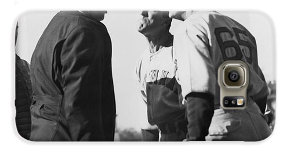 Baseball Umpire Dispute Galaxy S6 Case
