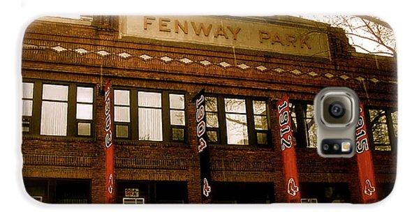 Baseballs Classic  V Bostons Fenway Park Galaxy S6 Case