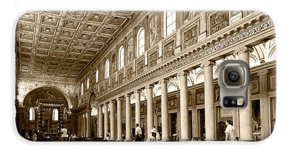 Basilica Di Santa Maria Maggiore Galaxy S6 Case