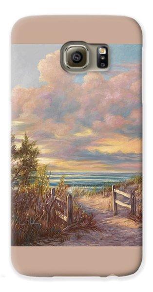 Beach Walk Galaxy S6 Case