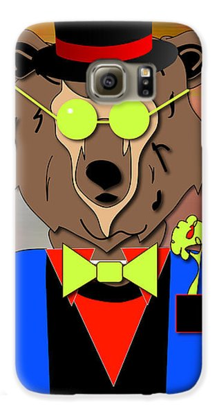 Bear Be Known Galaxy S6 Case