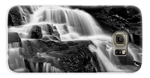 Bearcamp River Cascades- Beede Falls Galaxy S6 Case