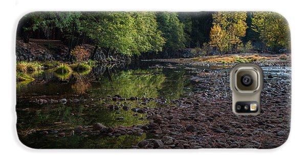 Yosemite National Park Galaxy S6 Case - Beautiful Yosemite National Park 2 by Larry Marshall