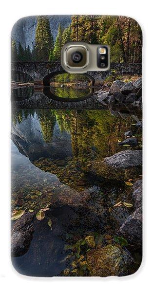 Yosemite National Park Galaxy S6 Case - Beautiful Yosemite National Park by Larry Marshall