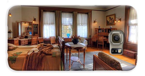 Bedroom Glensheen Mansion Duluth Galaxy S6 Case