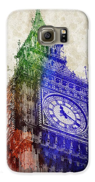 Big Ben London Galaxy S6 Case by Aged Pixel