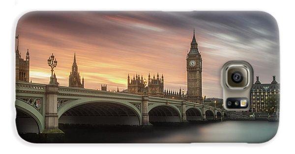Big Ben, London Galaxy S6 Case