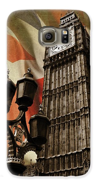London Galaxy S6 Case - Big Ben London by Mark Rogan