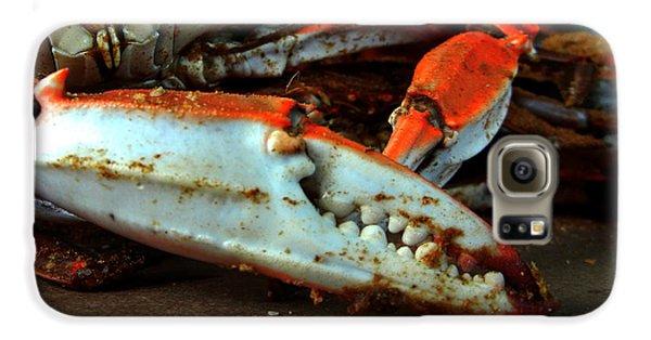 Big Crab Claw Galaxy S6 Case