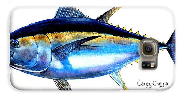 Big Eye Tuna Galaxy S6 Case by Carey Chen