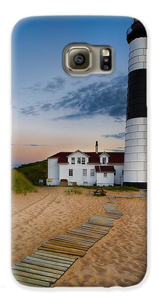 Big Sable Point Lighthouse Galaxy S6 Case