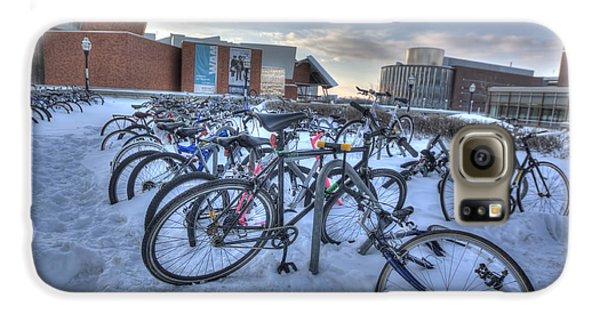 Bikes At University Of Minnesota  Galaxy S6 Case