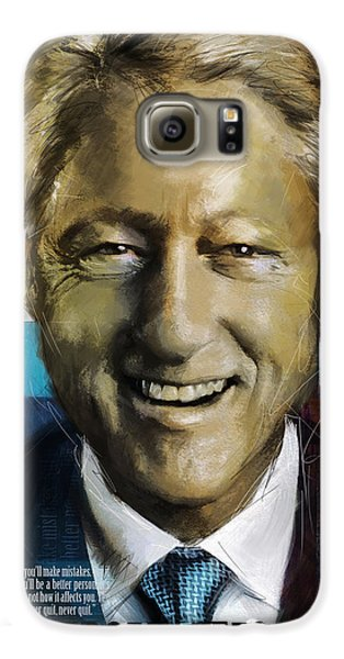 Bill Clinton Galaxy S6 Case