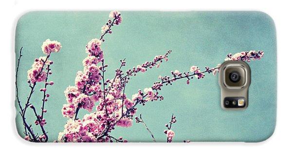 Flowers Galaxy S6 Case - Bittersweet by Lupen  Grainne