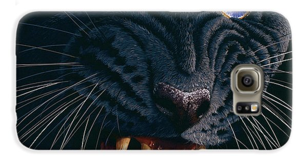 Black Panther 2 Galaxy S6 Case