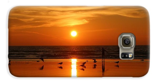 Bliss At Sunset   Galaxy S6 Case