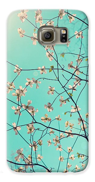 Flowers Galaxy S6 Case - Bloom by Kim Fearheiley