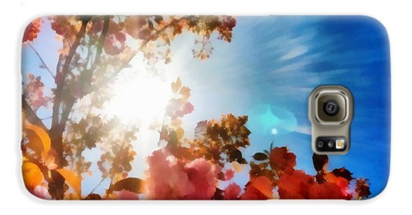 Blooming Sunlight Galaxy S6 Case by Derek Gedney
