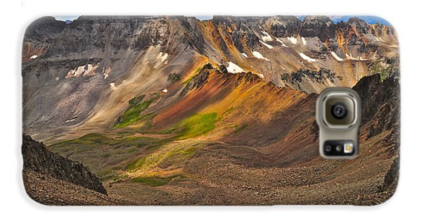 Blue Lakes Pass Galaxy S6 Case