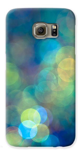 Colours Galaxy S6 Case - Blue Of The Night by Jan Bickerton