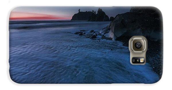Bluered Galaxy S6 Case