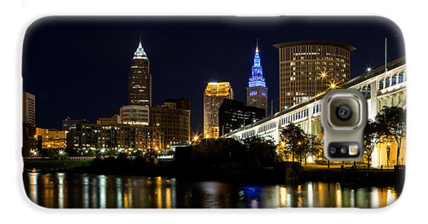 Blues In Cleveland Ohio Galaxy S6 Case