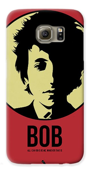Bob Poster 1 Galaxy S6 Case by Naxart Studio