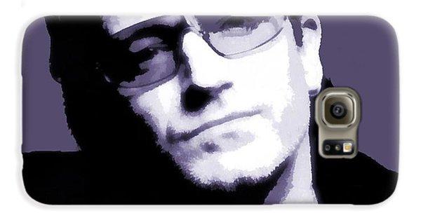 Bono Portrait Galaxy S6 Case by Dan Sproul