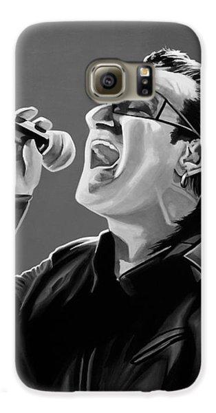 Bono U2 Galaxy S6 Case by Meijering Manupix
