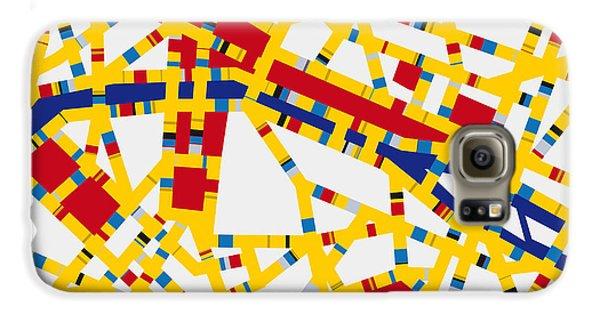 Boogie Woogie Paris Galaxy S6 Case by Chungkong Art