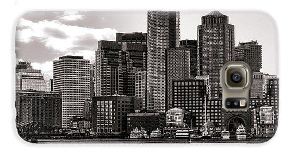 Boston Galaxy S6 Case by Olivier Le Queinec