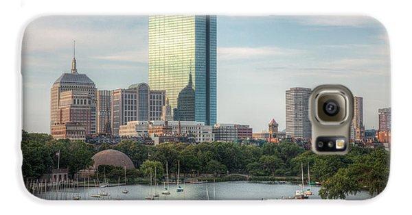 Boston Skyline I Galaxy S6 Case