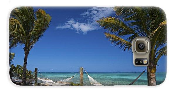 Breezy Island Life Galaxy S6 Case