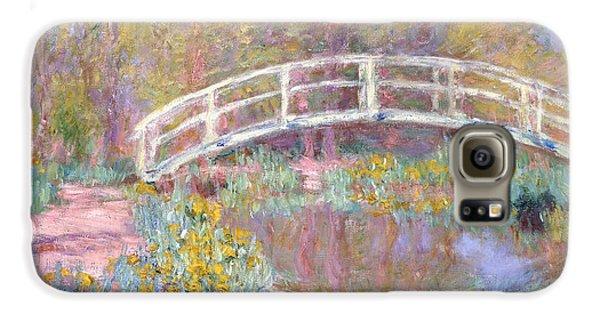 Bridge In Monet's Garden Galaxy S6 Case