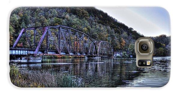Bridge On A Lake Galaxy S6 Case