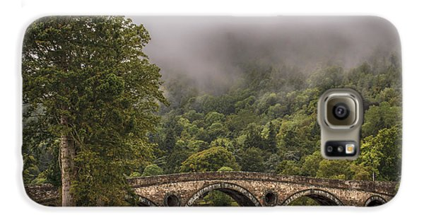 Landscape Wall Art Kenmore Bridge Galaxy S6 Case
