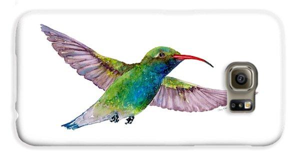 Broad Billed Hummingbird Galaxy S6 Case