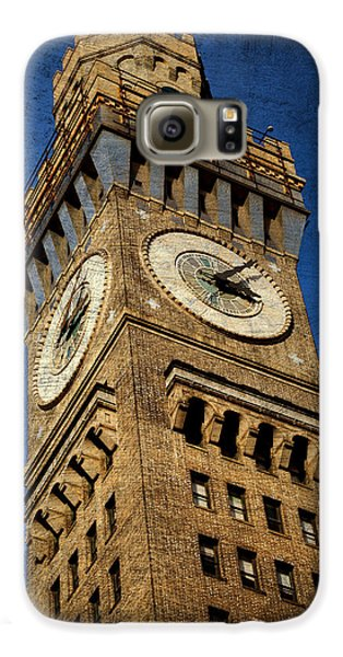 Oriole Galaxy S6 Case - Bromo Seltzer Tower No 3 by Stephen Stookey