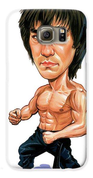Bruce Lee Galaxy S6 Case