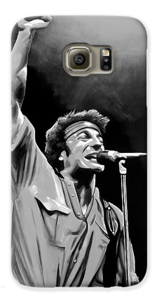 Bruce Springsteen Galaxy S6 Case