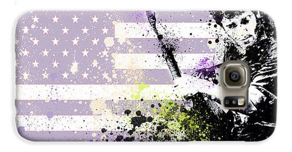 Bruce Springsteen Splats Galaxy S6 Case