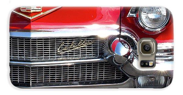Bullet Bumpers - 1956 Cadillac Galaxy S6 Case