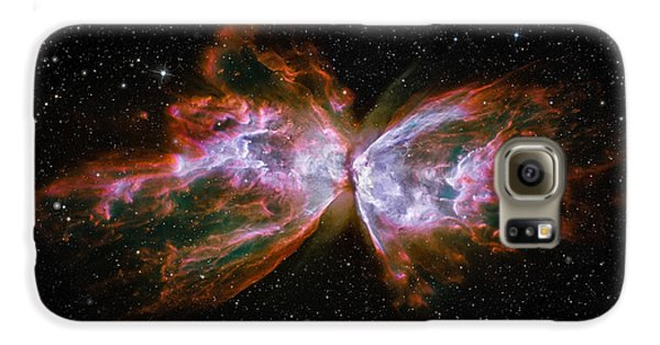 Butterfly Nebula Ngc6302 Galaxy S6 Case