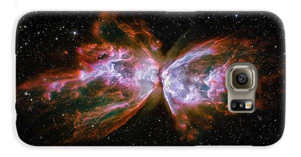 Butterfly Nebula Ngc6302 Galaxy S6 Case